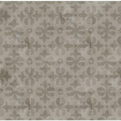 "Cemento 12"" x 24"" Decorative Tile in Classico"