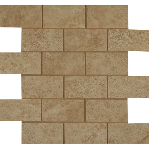 Cristallo Mosaic in Camel