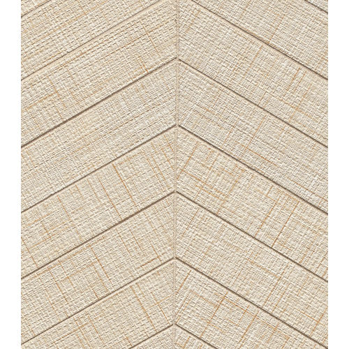 "Lido 2"" x 6"" Floor & Wall Mosaic in Almond"