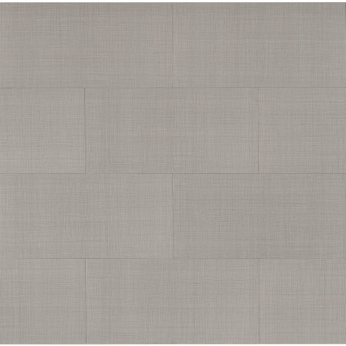 "Linen 12"" x 24"" Floor & Wall Tile in Pearl"