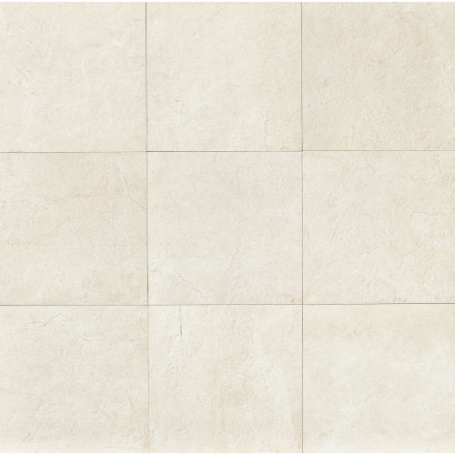 "Marfil 12"" x 12"" x 3/8"" Floor and Wall Tile in Alabaster"