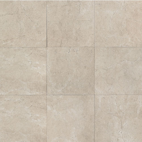 "Marfil 12"" x 12"" x 3/8"" Floor and Wall Tile in Silver"