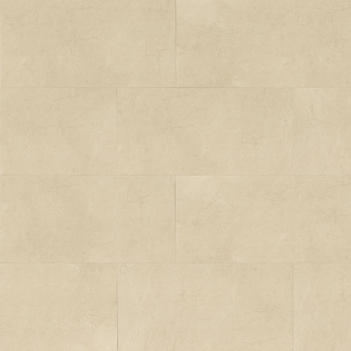 "Marfil 18"" x 36"" x 3/8"" Floor and Wall Tile in Bianco"
