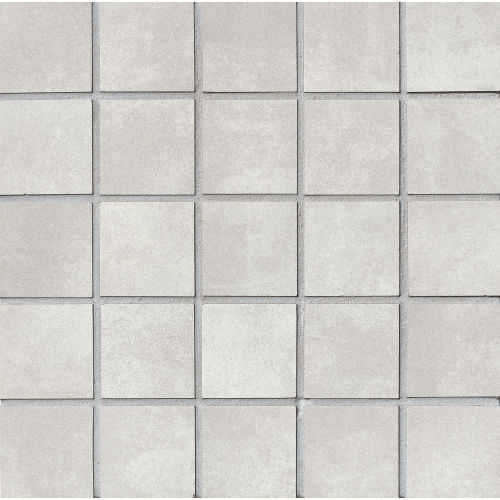 "Metro Plus 2"" x 2"" Floor & Wall Mosaic in Long Island Sky"