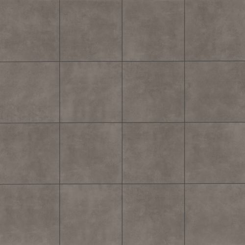"Metro Plus 12"" x 12"" Floor & Wall Tile in Stealth Jet"