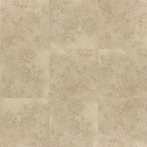 "Roma 20"" x 20"" x 3/8"" Floor and Wall Tile in Almond"