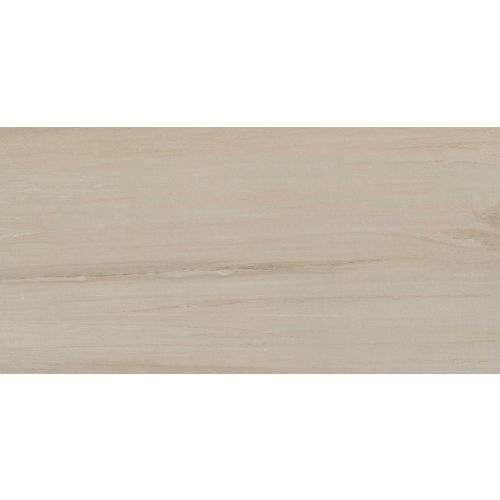 "Rose Wood 8"" x 36"" Floor & Wall Tile in Off White"