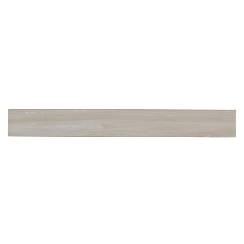 "Rose Wood 3"" x 24"" x 3/8"" Trim in Silver"