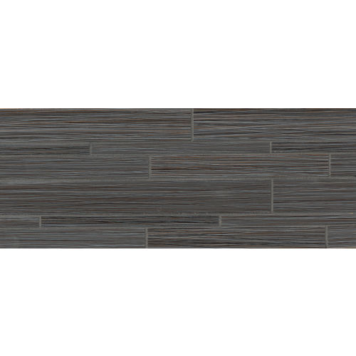 Runway Wall Mosaic in Ebony
