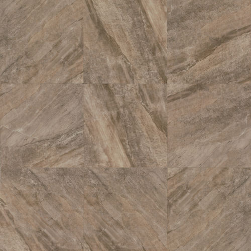 "Stone Mountain 24"" x 24"" Floor & Wall Tile in Taupe"