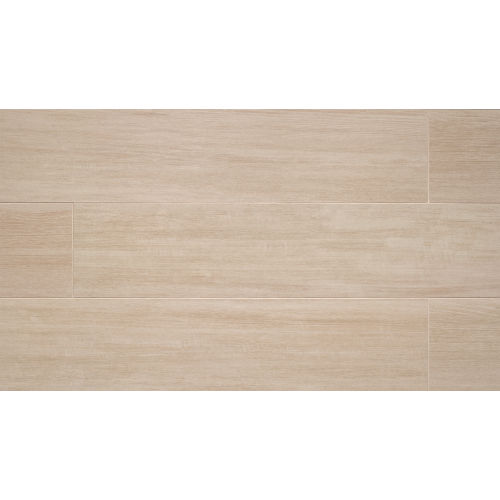 "Chesapeake 8"" x 24"" Floor & Wall Tile in Bone"