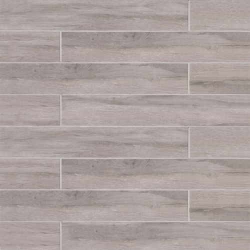 "Livorna 6"" x 36"" Floor & Wall Tile in Silver"