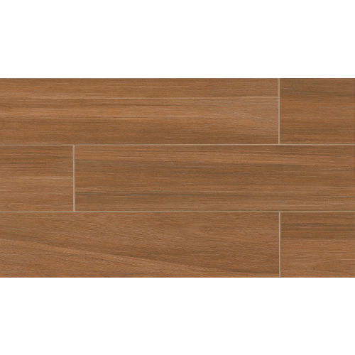 "Kensington 8"" x 36"" Floor & Wall Tile in Cherry"