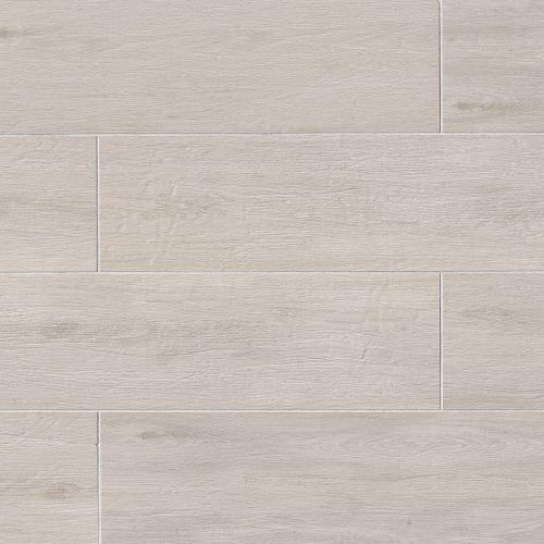 "Titus 8"" x 36"" Floor & Wall Tile in White"