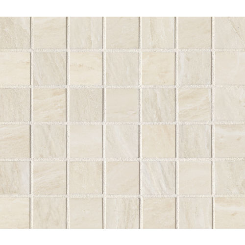 "Yosemite 1-1/2"" x 1-1/2"" Floor & Wall Mosaic in Almond"
