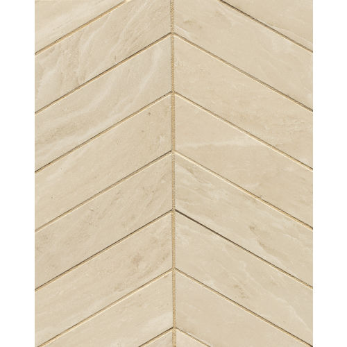 "Yosemite 2"" x 6"" Floor & Wall Mosaic in Beige"