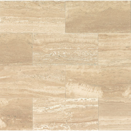 "Aymaran Cream 18"" x 36"" Floor & Wall Tile"