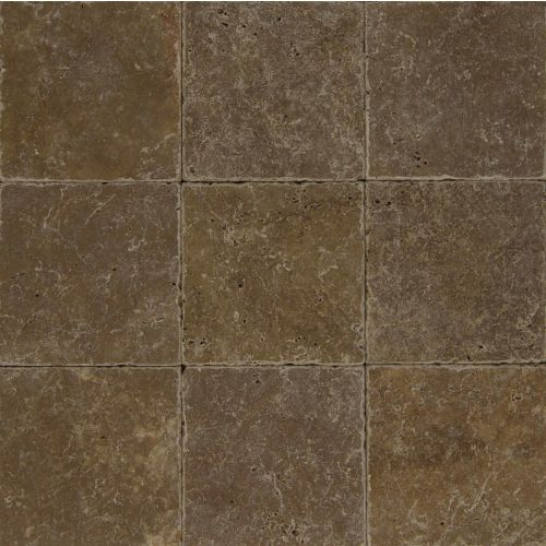 "Cobblestone Brown 8"" x 8"" Paver"