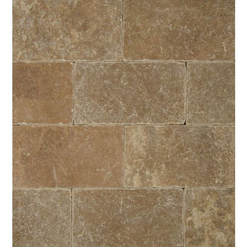 "Cobblestone Brown 8"" x 16"" Paver"