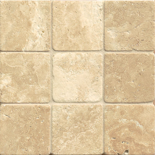 "Torreon Classic 4"" x 4"" Floor & Wall Tile"