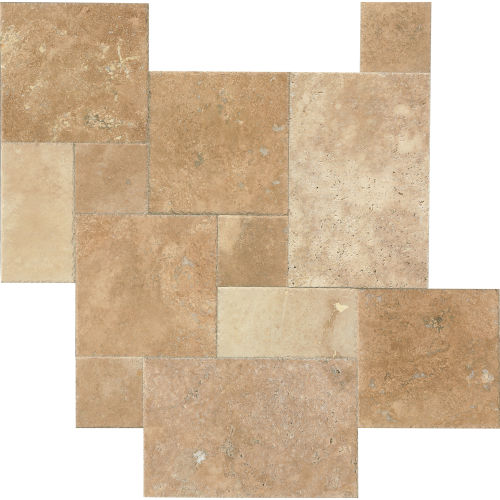 "Warm Walnut 24"" x 24"" Floor & Wall Tile"