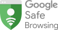 A Bela Valentina passou pela verificação de malware do Google Safe Browsing
