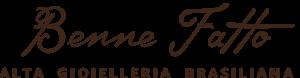 Logo Benne Fatto Alta Gioielleria Brasiliana