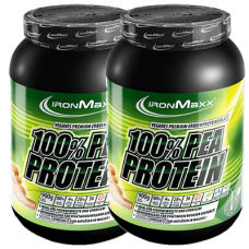 100% Pea Protein 2er Pack