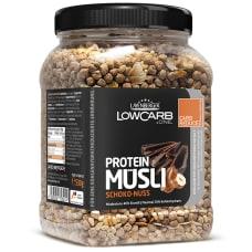 Protein Müsli Schoko Nuss