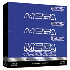 Mega Arginine Blister BOX 3er Pack