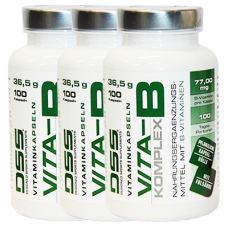 Vita B Komplex 3er Pack
