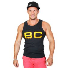 BC CROSS Logo Tank
