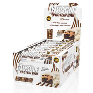 Muscle Protein Bar Box