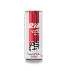 Energy BCAA Drink - Tropical Blast