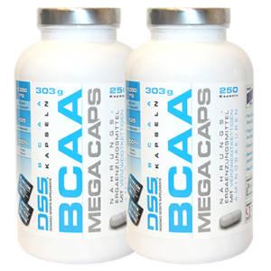 BCAA Mega Caps 2er Pack
