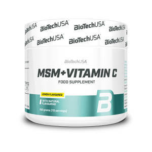 MSM+Vitamin C