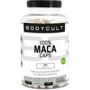 100% MACA Caps