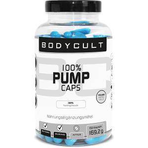 100% PUMP Caps