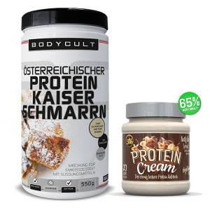 Protein Kaiserschmarrn + Protein Cream