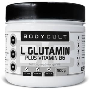 L Glutamin Plus Vitamin B6