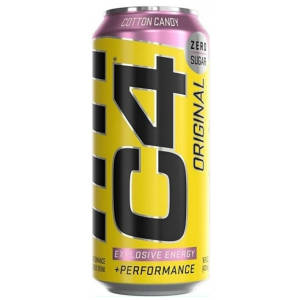 C4 ENERGY Carbonated