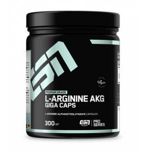 L Arginine AKG Giga Caps