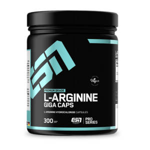 L Arginine Giga Caps