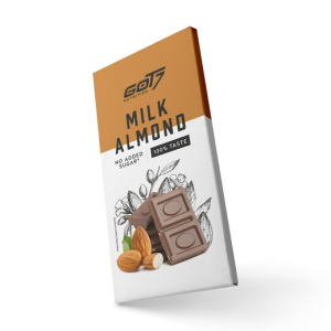 Chocolate Bar Almonds