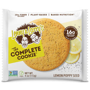 The Complete Cookie - Lemon Poppy Seed