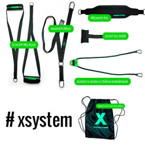 X System Suspension Kit