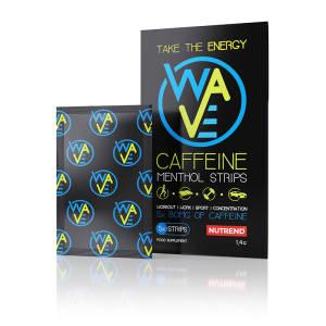 WAVE Caffeine Menthol Strips