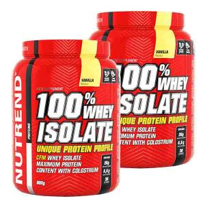 100% Whey Isolate 2er Pack