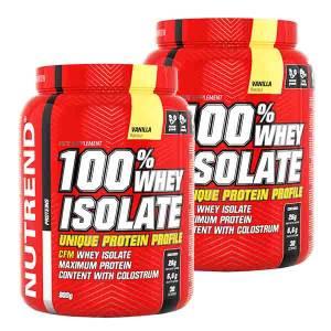 100% Whey Isolate 2er Pack