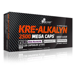 Kre Alkalyn 2500 Mega Caps